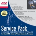 Допълнителна гаранция APC Service Pack 3 Year Warranty Extension (for new product purchases)  SN: WBEXTWAR3YR-SP-02