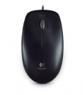 Мишка Logitech B100 Optical Mouse for Business Black  SN: 910-003357