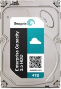 "Твърд диск Seagate 4TB Enterprise Capacity 3.5"" SATA 7200 rpm 128MB  SN: ST4000NM0055"