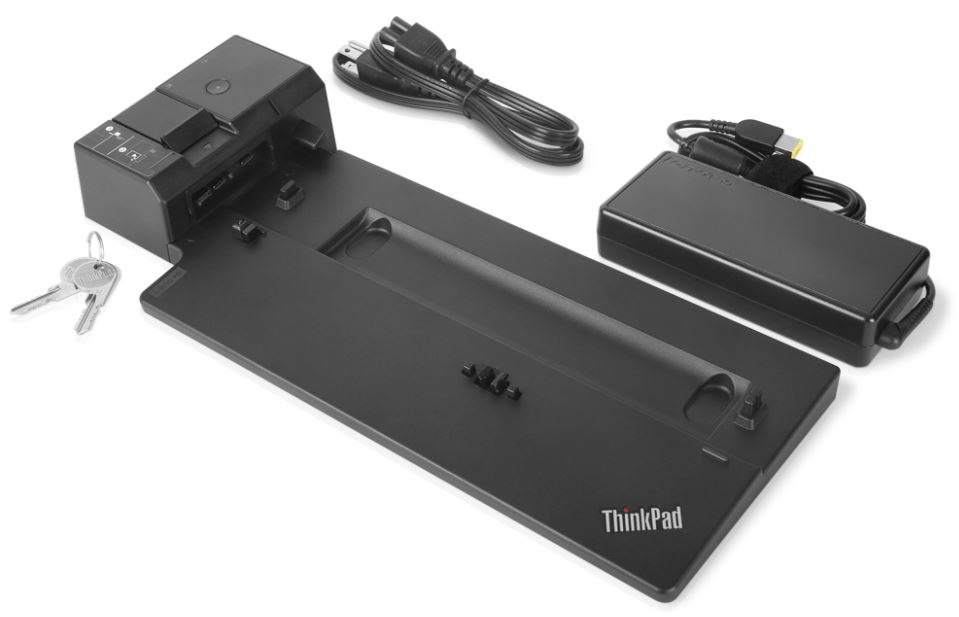 Докинг станция Lenovo ThinkPad Ultra Docking Station for T480, T580, L580, L480  SN: 40AJ0135EU