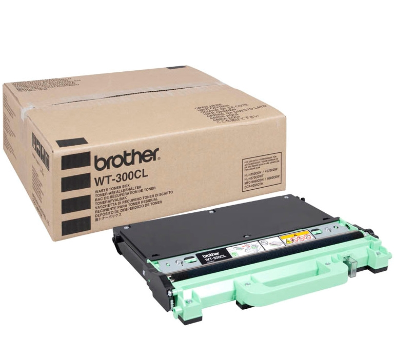 Аксесоар Brother WT-300CL Waste Toner Box for HL-4150/4570 series  SN: WT300CL